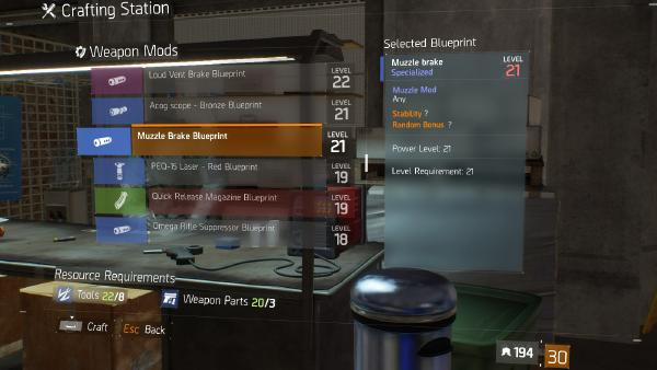 Sentry\u0026#39;s Call Harness Armor Item \u00b7 The Division Field Guide