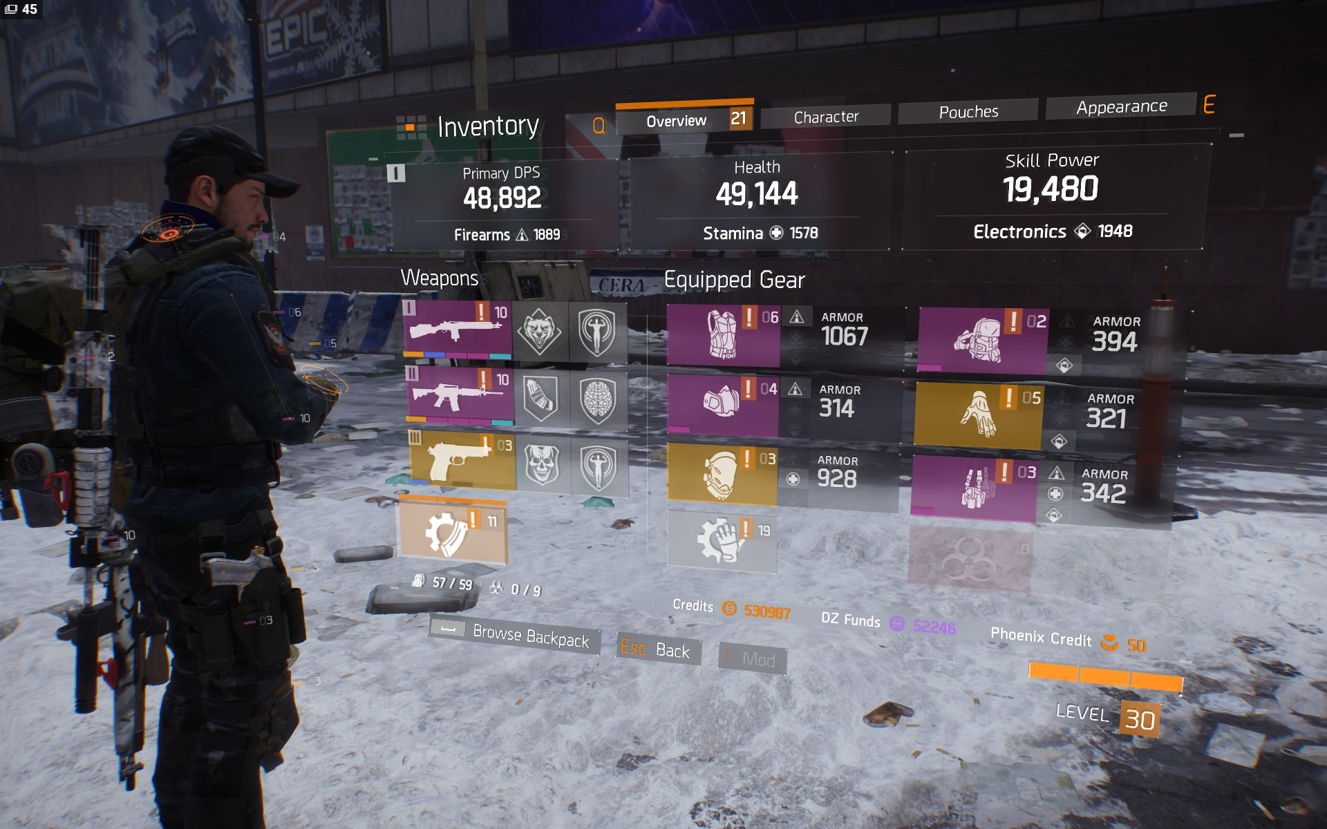 The Division Field Guide · The Division Field Guide